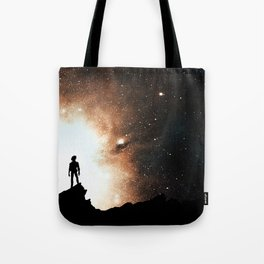 See You Space Cowboy Tote Bag