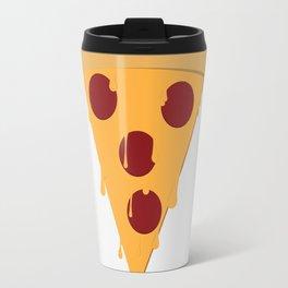 Cheesy Pizza Travel Mug