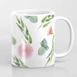 EUCALYPTUS LEAVES WATERCOLOR Coffee Mug