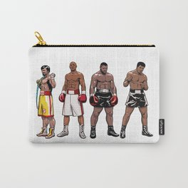 Boxing Champions Carry-All Pouch