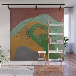 Explicitly Wall Mural