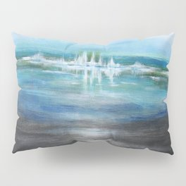 """Beautiful"" Pillow Sham"