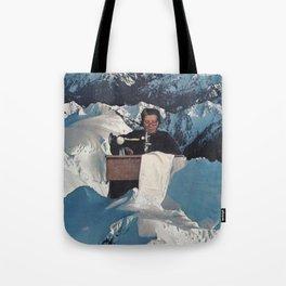 Needlewoman Tote Bag
