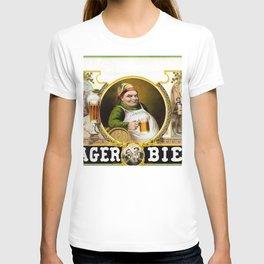 Lager bier T-shirt
