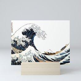 Great Wave off Kanagawa Mini Art Print