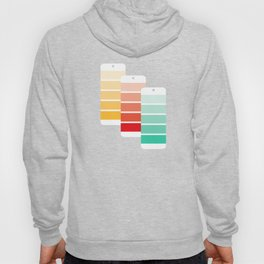 Design Color Swatches Hoody