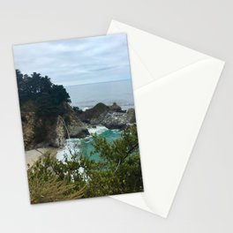 McWay Falls, CA Stationery Cards