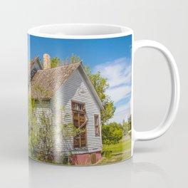 Abandoned Church, Zap, North Dakota 6 Coffee Mug