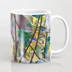 Sweet Yellow Warbler Mug