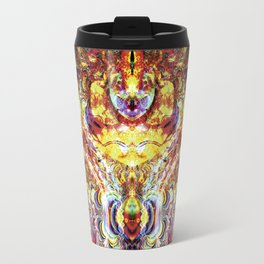 Psylent Scream (Extrovert) Travel Mug