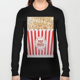 POP CORN Long Sleeve T-shirt