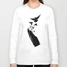 Bullet Birds Long Sleeve T-shirt