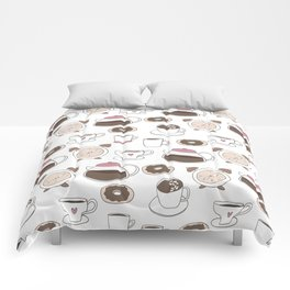 Coffee Time Comforters