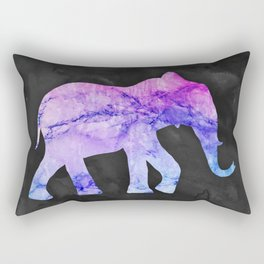 Almighty Elephant, 2016 Rectangular Pillow