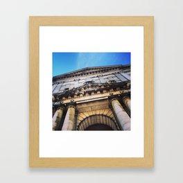 HOLY MTL Framed Art Print