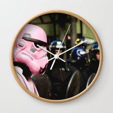 Empire vs. Empire Wall Clock