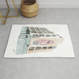 125 Manners Street Rug