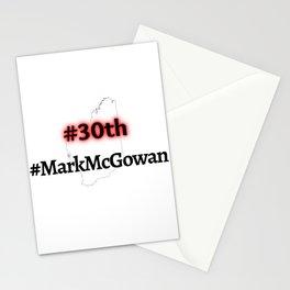 Western Australia Election Mark McGowan Stationery Cards