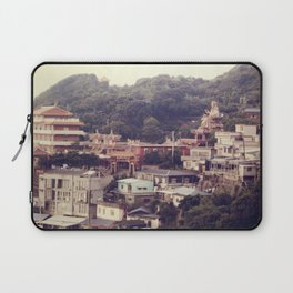 Mountain Town Laptop Sleeve