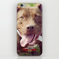 rush iPhone & iPod Skins featuring Rush by Pit Bulls for Life