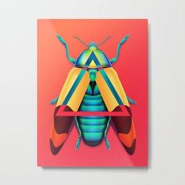 metamorfOrma - 1 Metal Print