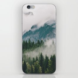 Vancouver Fog iPhone Skin