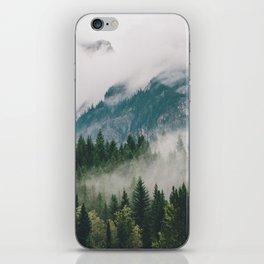 Vancouver Fog iPhone Skin