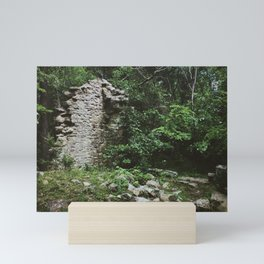 Forest Ruins 2 Mini Art Print