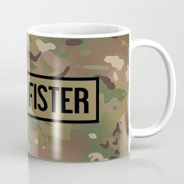 Fister (Camo) Coffee Mug