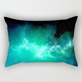 Cosmic Energy Rectangular Pillow