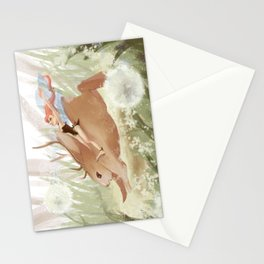 Frolicking Stationery Cards