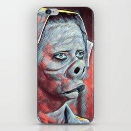 Nurse - Eye Of The Beholder iPhone Skin