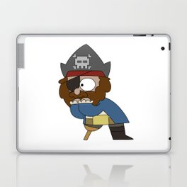 Pirate Shock Laptop & iPad Skin