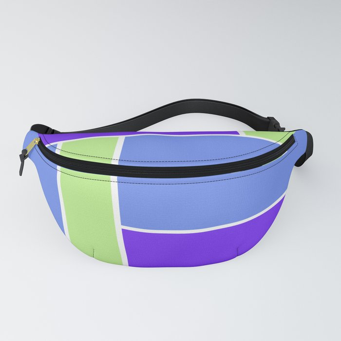 Abstract #461 Fanny Pack