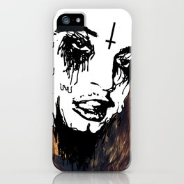 Stupid Face iPhone Case