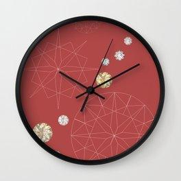 Diamonds for you Wall Clock