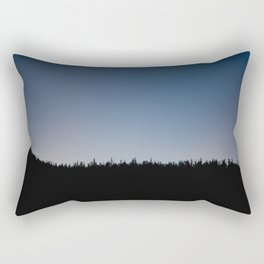 Mammoth at Dusk Rectangular Pillow