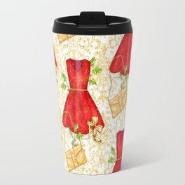 Chistmas fashion Travel Mug