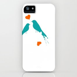 Naughty Swallows Bird Watching Birder Blow Job Inappropriate TShirt Party iPhone Case