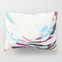 The Healer - Abstract painting #society6 Pillow Sham