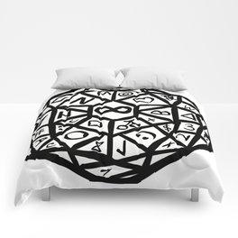 Infinity Die Comforters