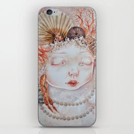 Pearl iPhone Skin