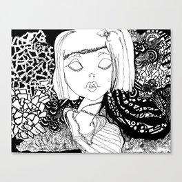 Annabeth Canvas Print