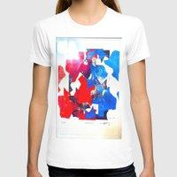 texas T-shirts featuring Texas by Evan Hawley