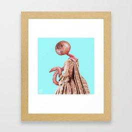 Isn't She Lovely? Framed Art Print