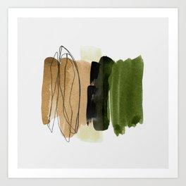 minimalism 6 Art Print