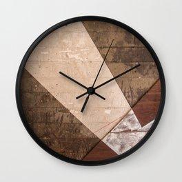 Texture I Wall Clock