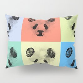 Panda Panda Panda Pillow Sham