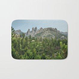 Black Hills National Forest Bath Mat