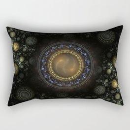 Summoner Series // Cloister of Djose Rectangular Pillow